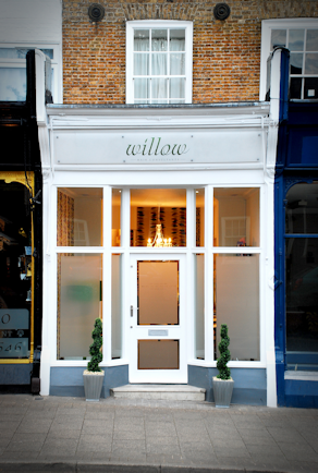 Willow Hair Consultants Shop Front